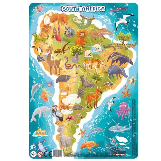 Puzzle Rama – North America