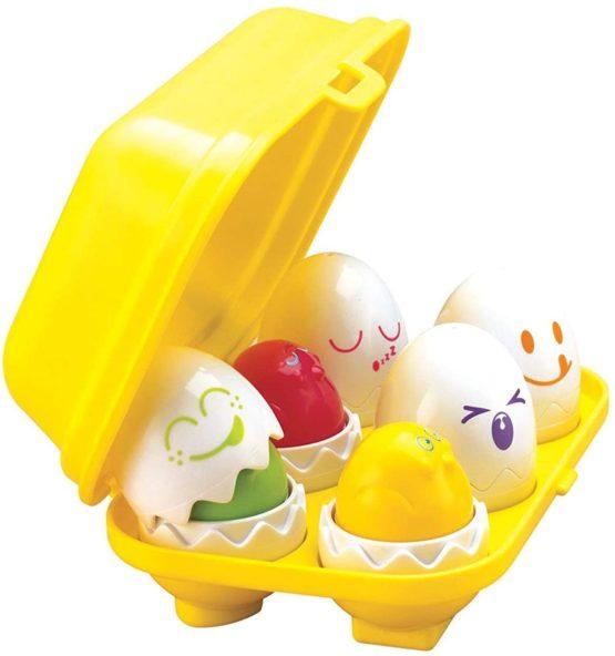 Cofrajul cu oua de sortat,Tomy