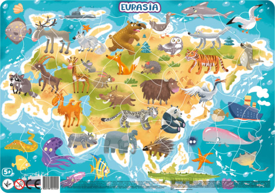 Puzzle Rama – Euroasia