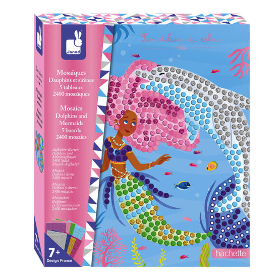 Mosaic-Delfini si Sirene,Janod