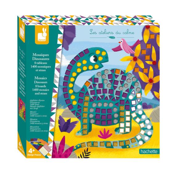 Mosaic-Dinozauri,Janod